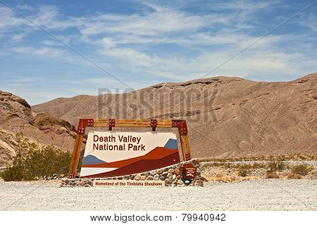 Death Valley National park California USA