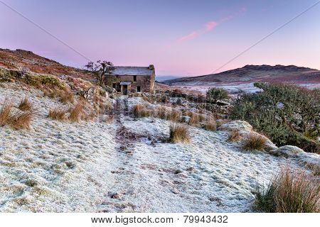 Winter On Bodmin Moor