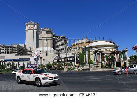 Las Vegas - Caesars Palace Hotel And Casino