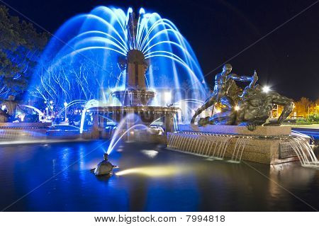 Archibald Fountain - Hyde Park, Sydney