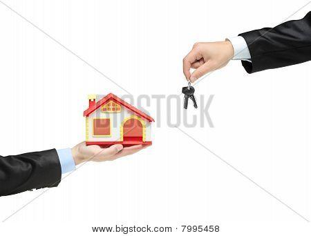 Llaves de holding inmobiliaria