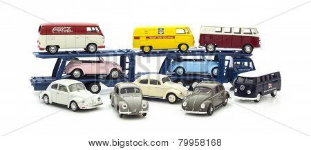 Vw Beetles Transporter