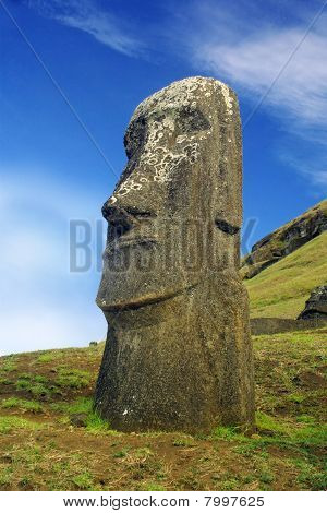 Monolithic Statue