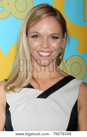 LOS ANGELES - JAN 11:  Lauren Bowles at the HBO Post Golden Globe Party at a Circa 55, Beverly Hilton Hotel on January 11, 2015 in Beverly Hills, CA