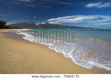 Kanaha Beach Park, north shore, Maui, Hawaii