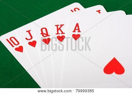 Best Poker Hand