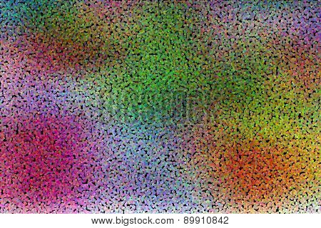 abstract colorful smooth blurred abstract backgrounds for design with dotted pointillized style