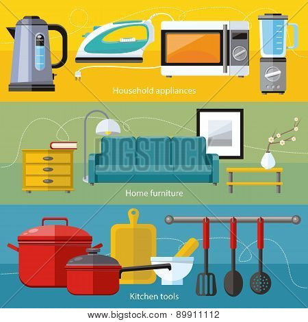 Household Appliance, Furniture, Cooking Serve Meal