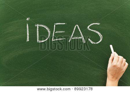 Ideas On Blackboard