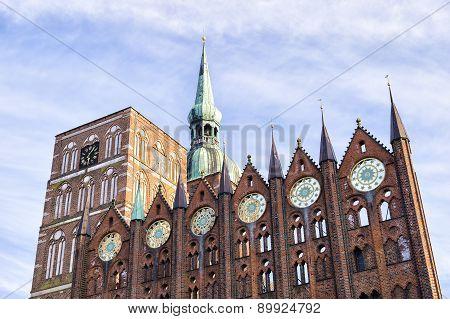 Town Hall Stralsund