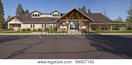 Deschutes Public Library Sisters Oregon.