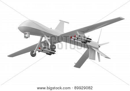 Military Predator Drone