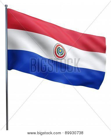 Paraguay Flag Image