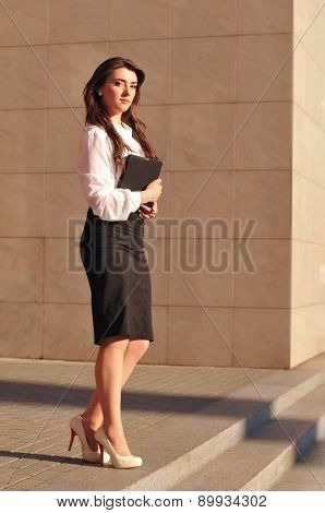 Pretty Business Woman