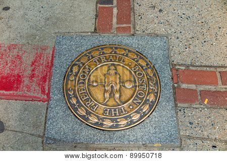 Boston The Freedom Trail, Massachusetts