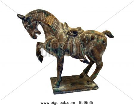 Chinese War Horse