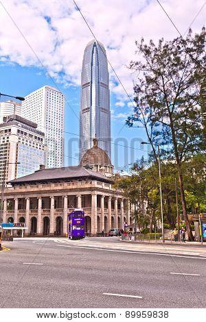Hongkong Legislative Council Building