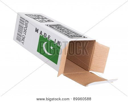 Concept Of Export - Product Of Pakistan