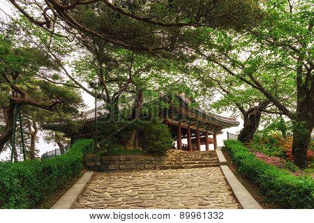 Gyeongpo Pagoda