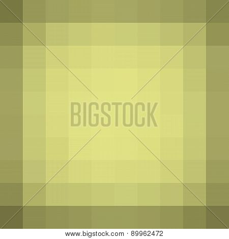 Yellow Square Pixel Gradient Grunge Light Effect