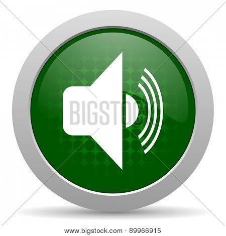 volume icon music sign