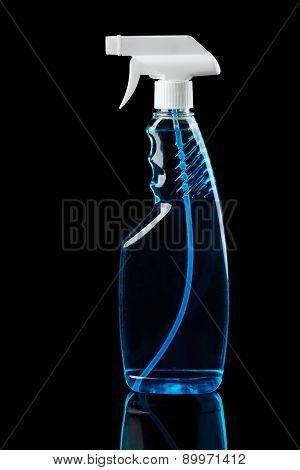 Window Cleaner Bottle