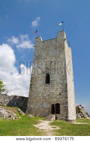 Anakopia fortress. New Athos. Abkhazia