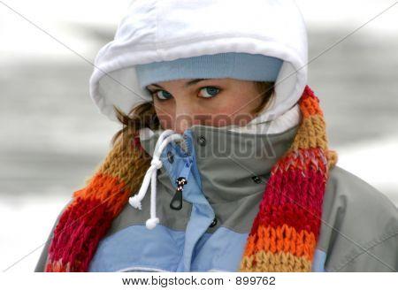 Mariah'S Winter Scarf