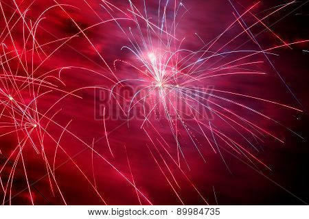 Firework display