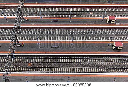 Railway Track Lines