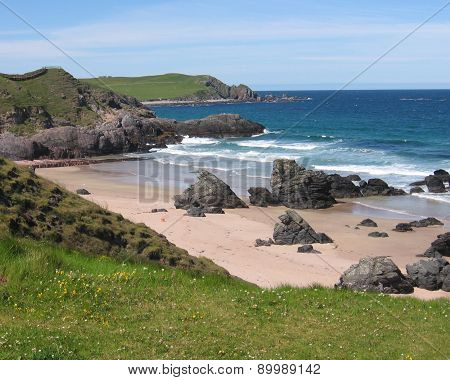 Sango Bay, Scotland