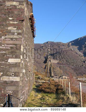 Dinorwic Slate Quarry, Snowdonia
