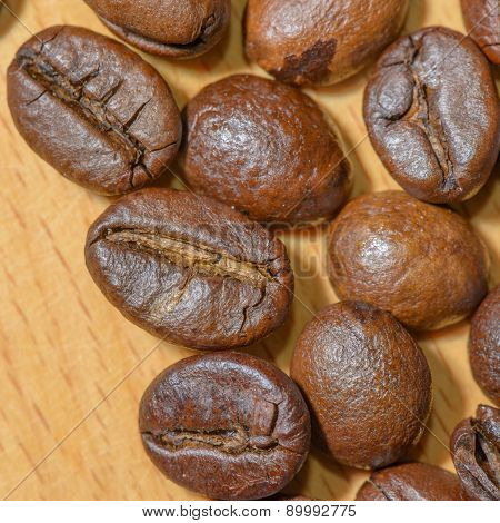Coffee Toasted Beans
