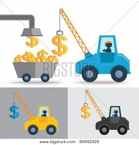 Money Crane