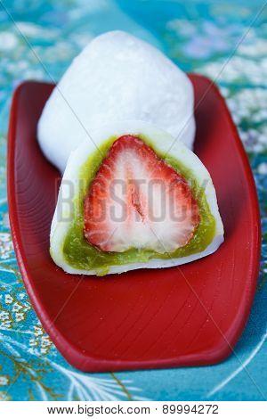 Japanese Dessert , Mochi