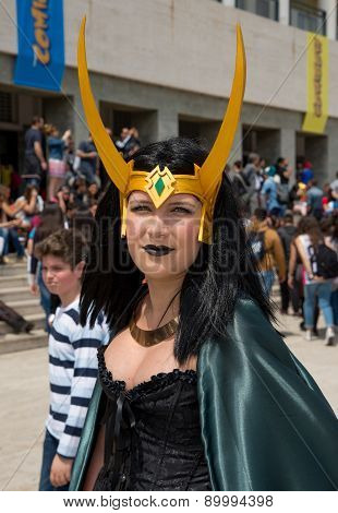 Comicon 2015 - Public Event