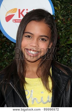 LOS ANGELES - APR 26:  Asia Monet Ray at the Safe Kids Day LA at the The Lot on April 26, 2015 in Los Angeles, CA