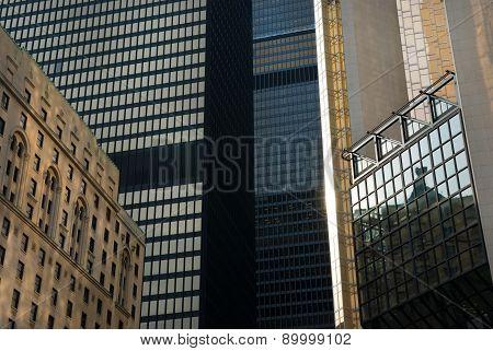 Street View, Down Town, Toronto, Ontario, Canada