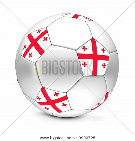 Soccer Ball/football Georgia
