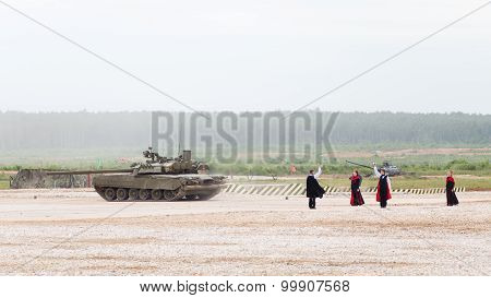 Tank Ballet