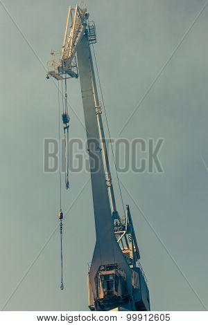 Heavy Load Dockside Cranes