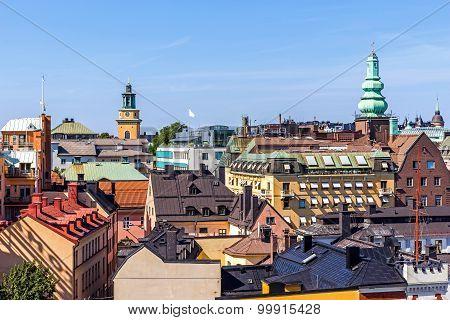 Stockholm roof