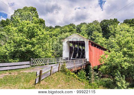 Hildreth Covered Bridge