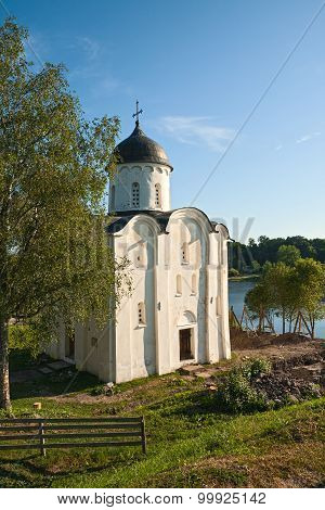 St. George's Church In Staraya Ladoga