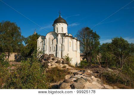 Staraya Ladoga, St. George's Church
