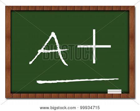 A Plus Classroom Board