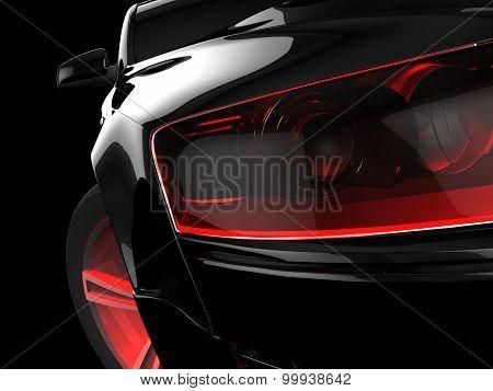 My own car design