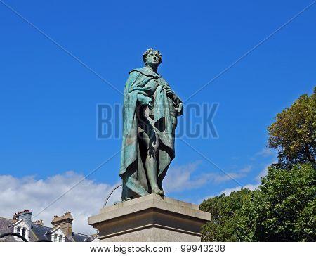 George IV statue, Brighton.