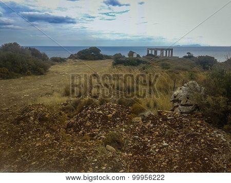 Scenic Landscape, Kythira, Greece