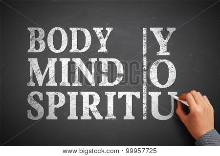 Body Mind Spirit You